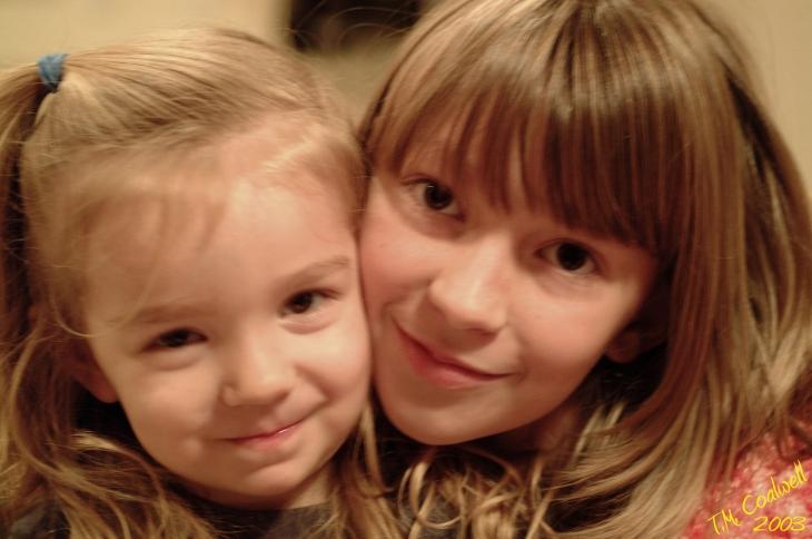 Mackenzie & Heather