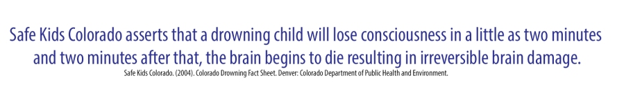 Drowning is Quick and Quiet, So Keep Your Eyes on Your Kids aroundWater